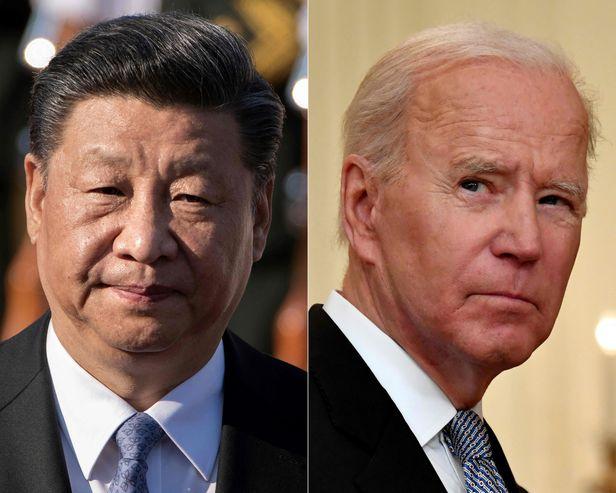 시진핑 중국 국가주석(왼쪽)과 조 바이든 미국 대통령. /AFP 연합뉴스